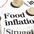 Inflation back in target band…but food inflation pressures