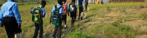 Education: A roadmap out of poverty?