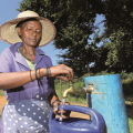 Households experience increased access to piped water, but are less satisfied with the service