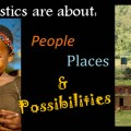 People, places and possibilities – why statistics matter