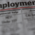 Formal employment declines in third quarter