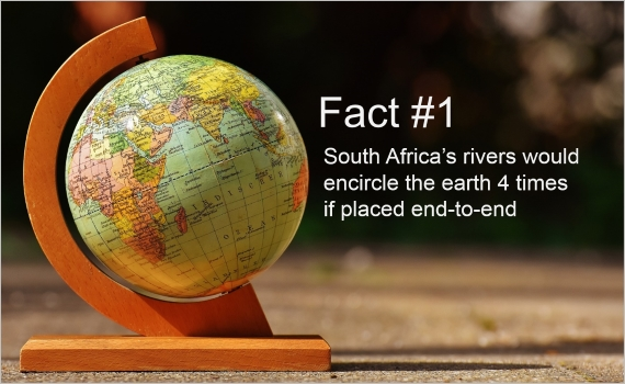 Four facts about our rivers you probably didn't know | Statistics