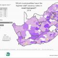 Municipalities: where are the staff vacancies?