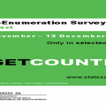 POST-ENUMERATION SURVEY 2021 MINI-TEST