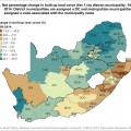 The shifting nature of South Africa's landscape: a 24-year snapshot of land cover change